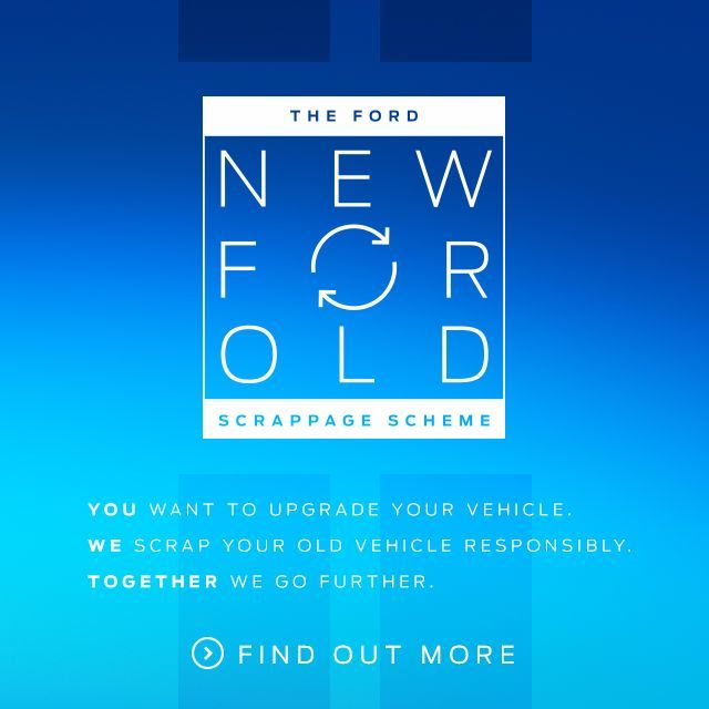 The New/Old Ford Scrappage Scheme