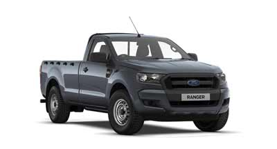 Ford Ranger - Available In Sea Grey