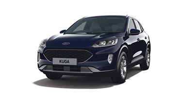Ford New Kuga - Blazer Blue